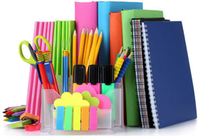 Stationery & Scholastic Materials